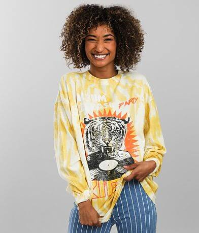 Urban Nation Riot Tiger T-Shirt