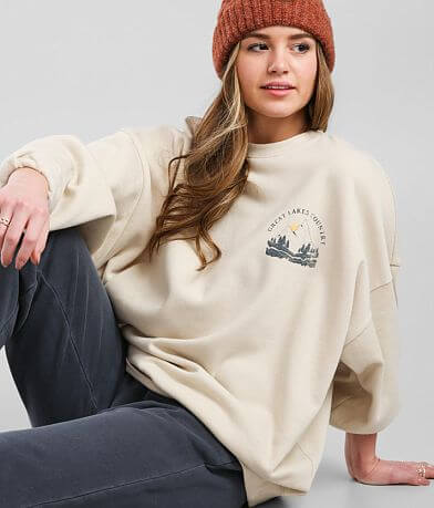 FITZ + EDDI Great Lakes Pullover - One Size