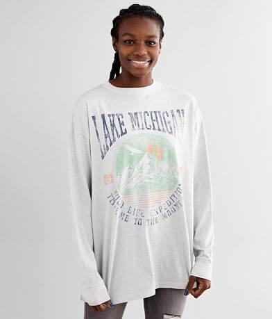 FITZ + EDDI Lake Michigan T-Shirt - One Size