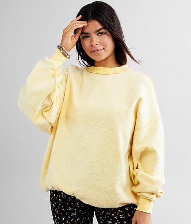 FITZ + EDDI Oversized Pullover - One Size