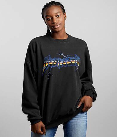 Urban Nation Nostalgia Oversized Sweatshirt