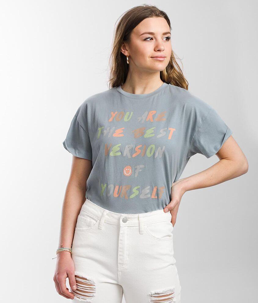 Modish Rebel Best Version T-Shirt front view