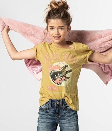 Girls - Modish Rebel Rock Tour Concert T-Shirt
