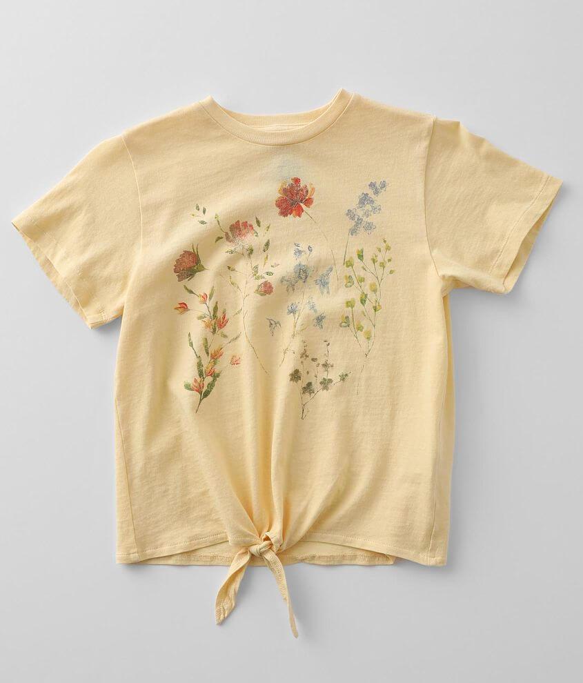 Girls - Modish Rebel Love Is Love T-Shirt front view