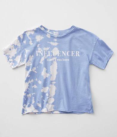 Girls - Modish Rebel Influencer T-Shirt