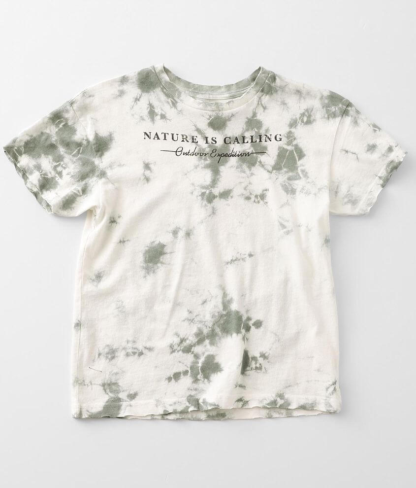 Girls - Modish Rebel Wild Life T-Shirt front view