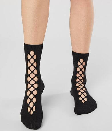 Free People Bonjour Ankle Sock