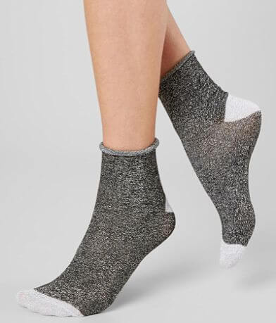 Free People After Hours Sparkle Socks