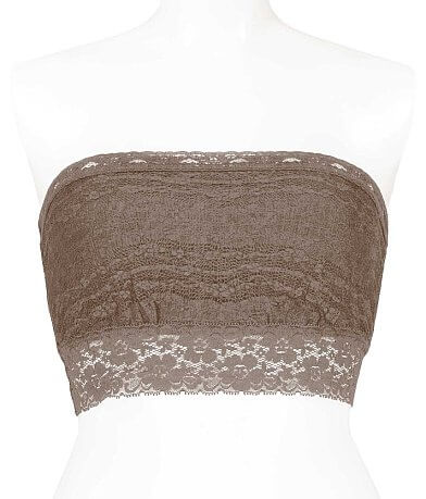 Free People Lace Bandeau Tube Top