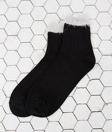 Free People Whisper Border Socks