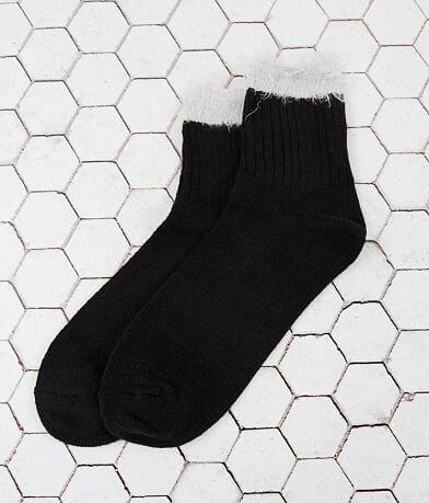 Free People Whisper Border Socks