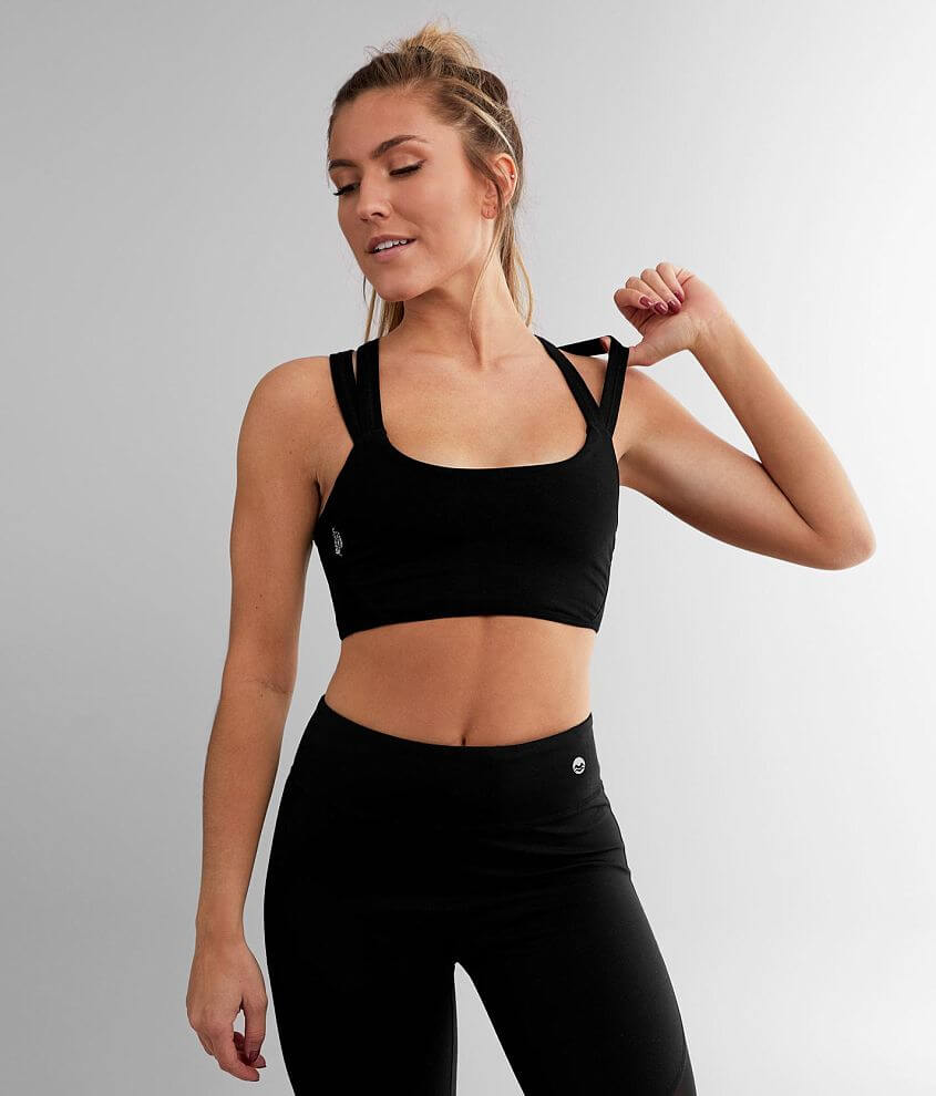 Free People On The Radar Active Bralette front view