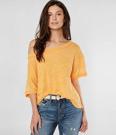 Free People Viola Oversized T-Shirt