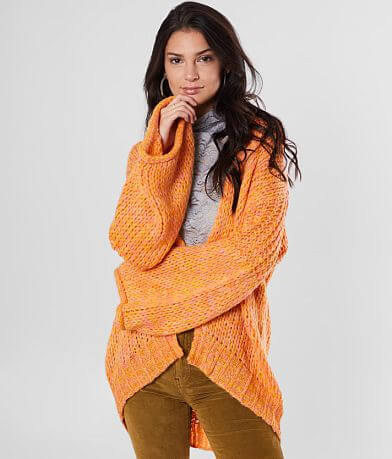 Free People Home Town Cardigan Sweater