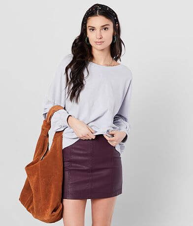 Free People 213 Lightweight Pullover