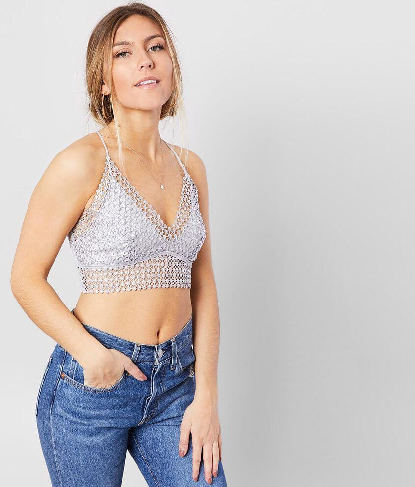 Free People Constellation Bralette front view