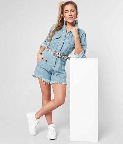 Free People Shapeshifter Overall Short