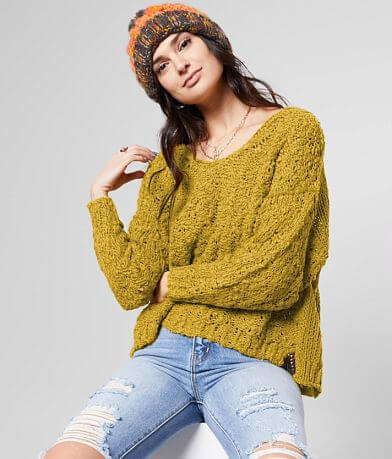 Free People Sunday Shore Pullover Sweater