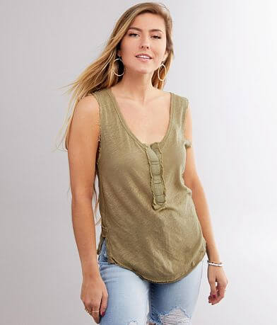 Free People Vacay Tank Top