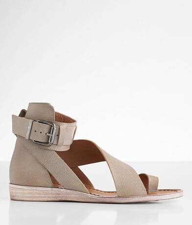 Free People Vale Leather Boot Sandal