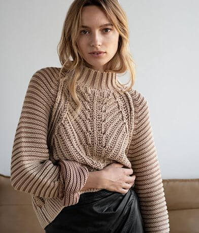 Free People Sweatheart Sweater