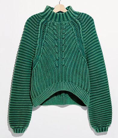 Free People Sweatheart Sweater