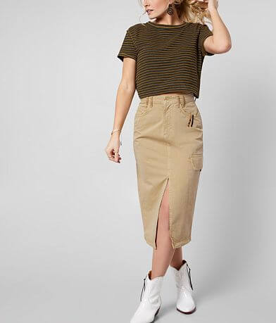 Free People Scout Midi Skirt
