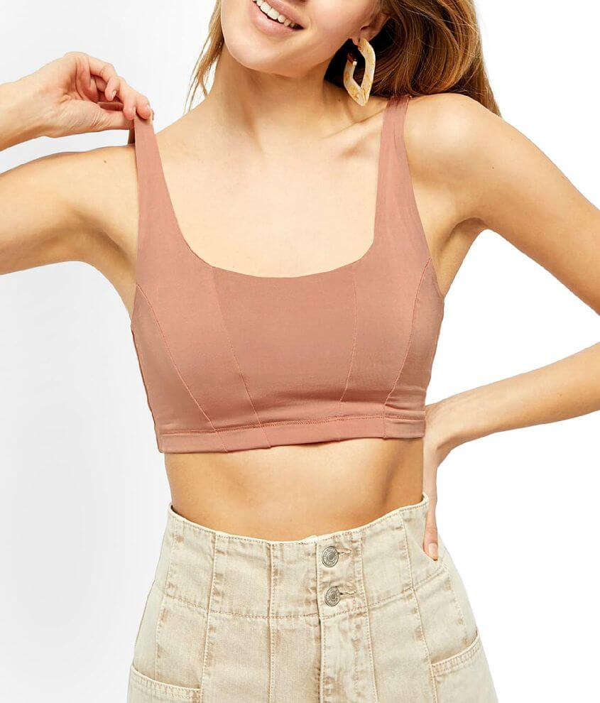 Free People So Radiant Bralette front view