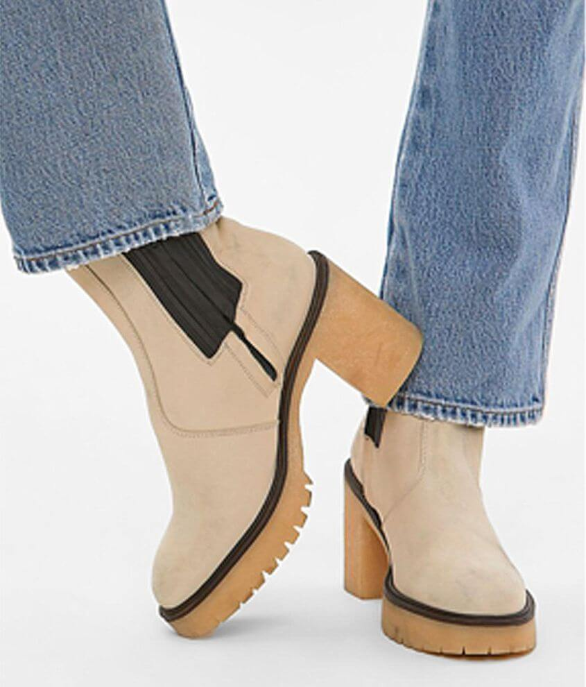 Tan Leather Chelsea Boot