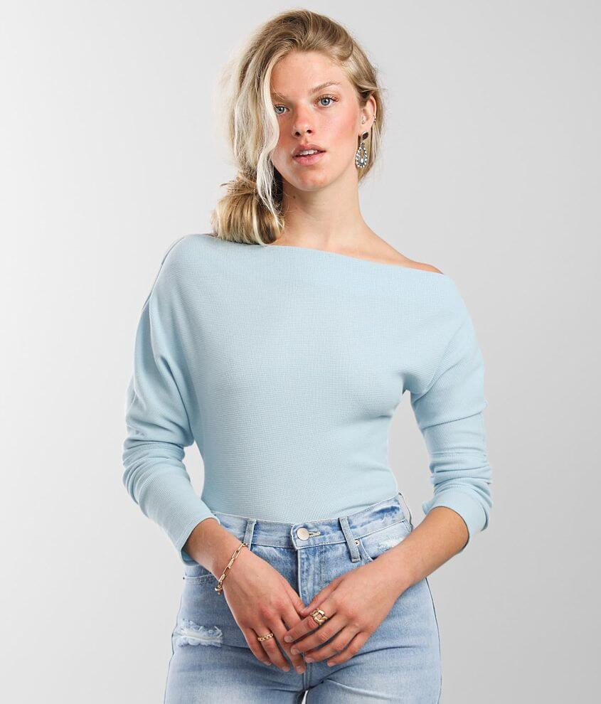 Free People Fuji Thermal Top front view