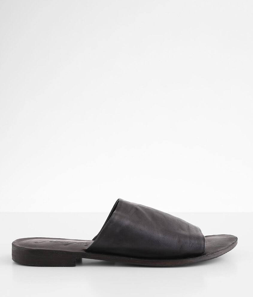 Free People Vicente Leather Sandal front view