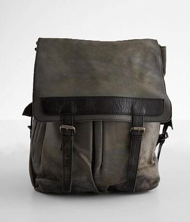 Free People Trailblazer Leather Backpack