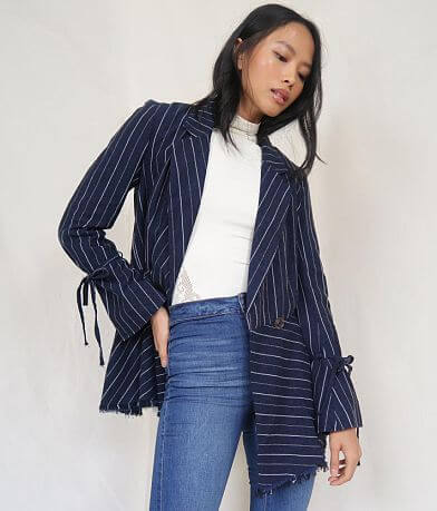 Free People Stella Blazer