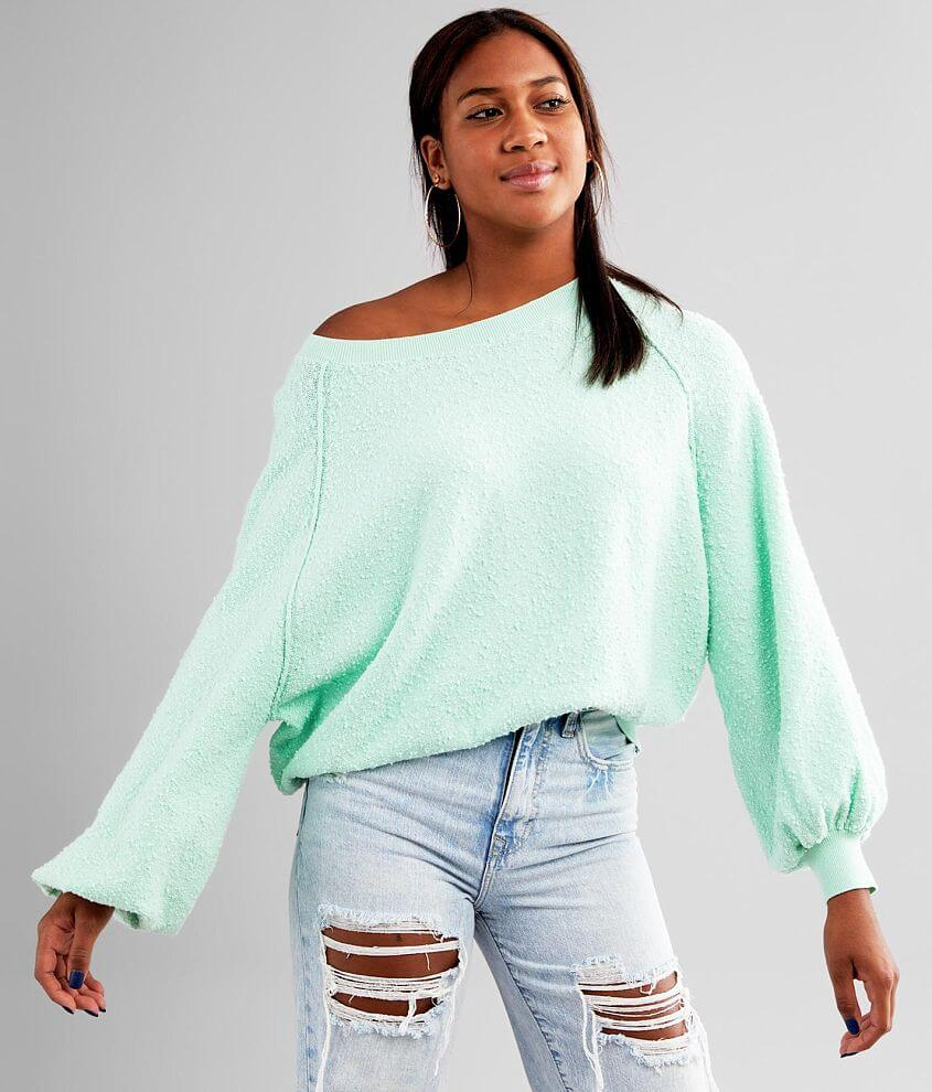 Free People Found My Friend Pullover front view