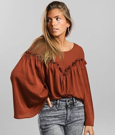 Free People She's A Natural Bodysuit