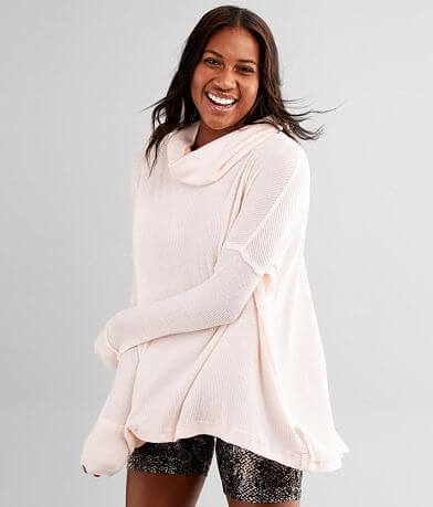 Free People Juicy Ribbed Top