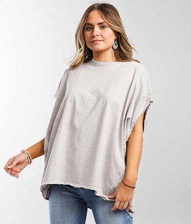 Free People Shasta Muscle T-Shirt
