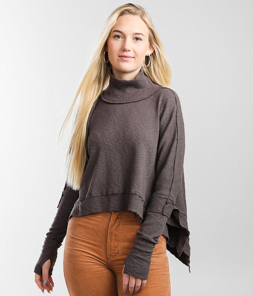 Free People Moon Daisey Thermal front view