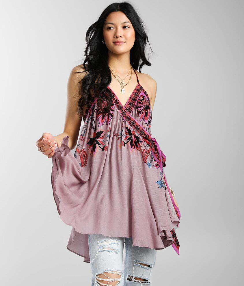 Free People Magic Garden Tank Top front view