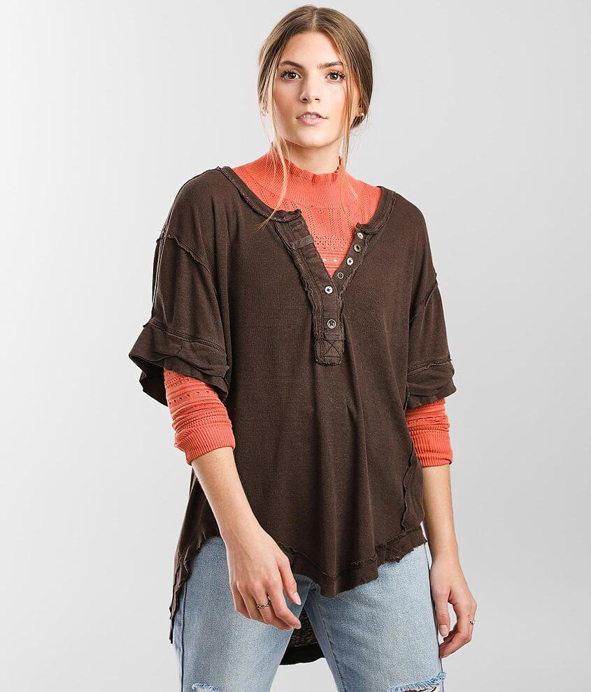 Free People Heritage Henley front view