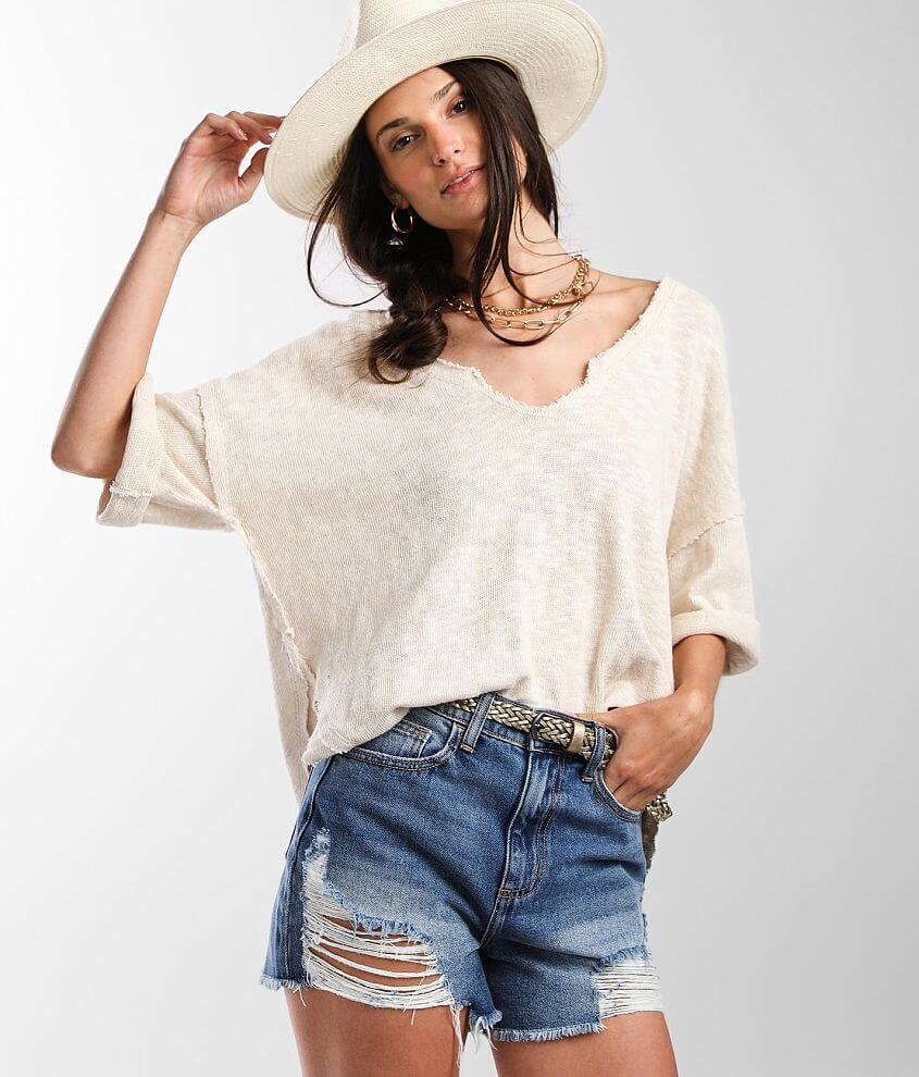 Free People North Star T-Shirt front view
