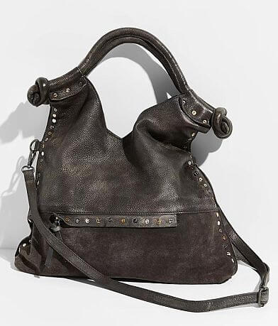 Free People Valencia Studded Leather Tote