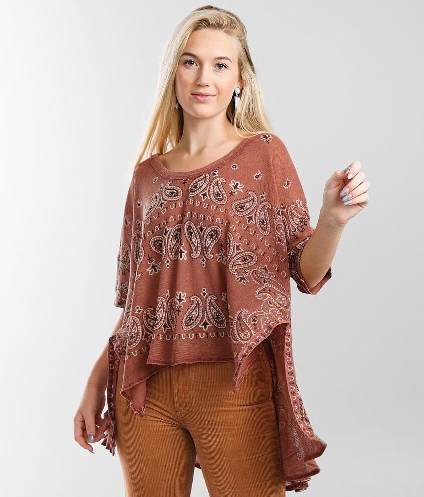 Free People No Matter What Top front view