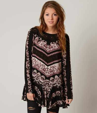 Free People Smooth Talker Tunic Top