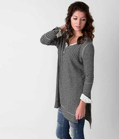 Free People Drippy Henley Top