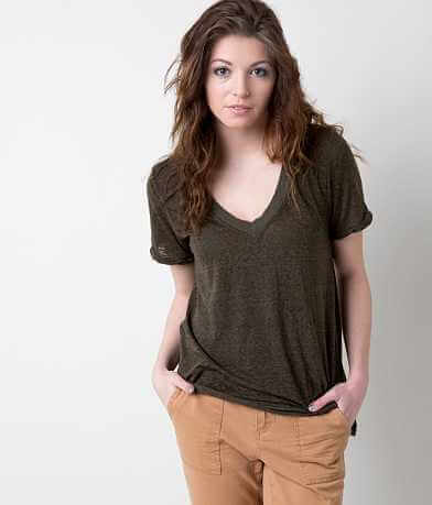 Free People Pearls T-Shirt