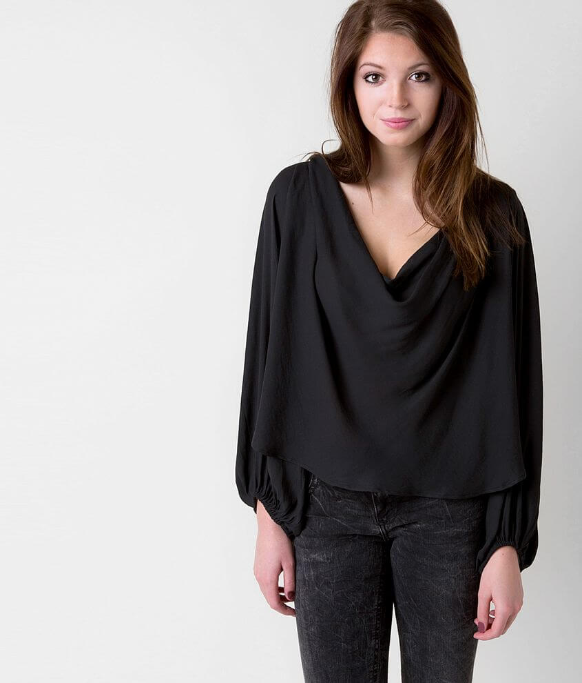 Free People Pebbled Top front view