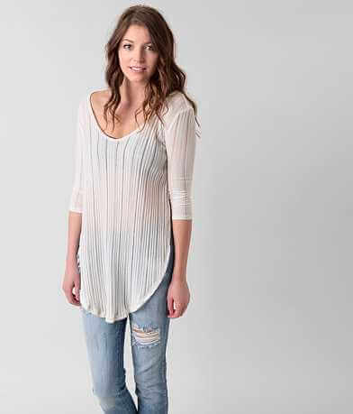 Free People Scoop Neck Top