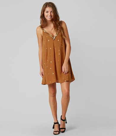 Free People Rising Sun Dress