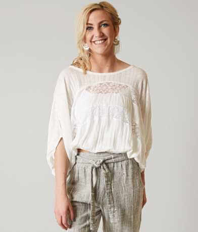 Free People Im Your Baby Top